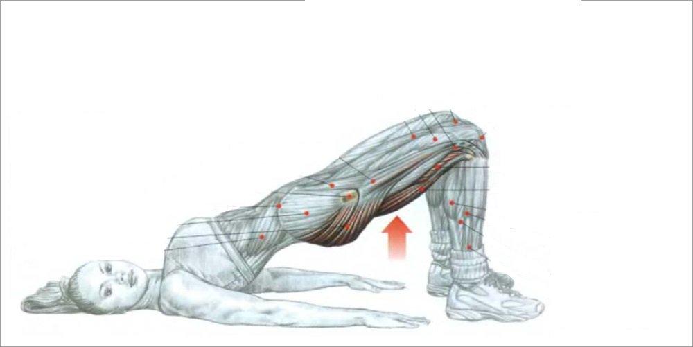 Гимнастика при гастроптозе