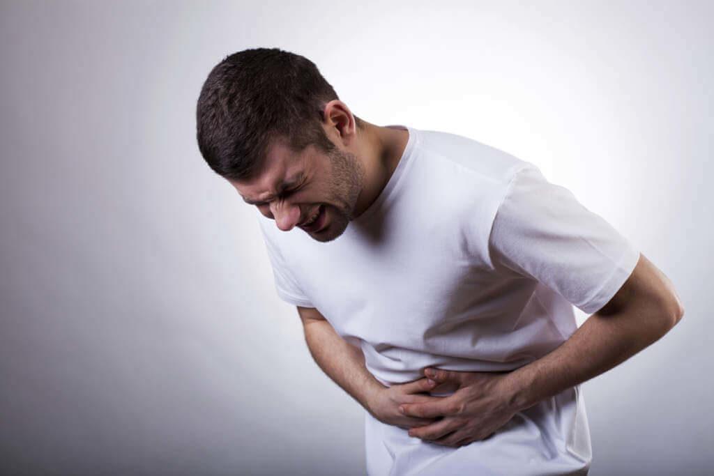 Острая боль в эпигастрии