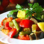 Овощи лучше употреблять в тушенном виде