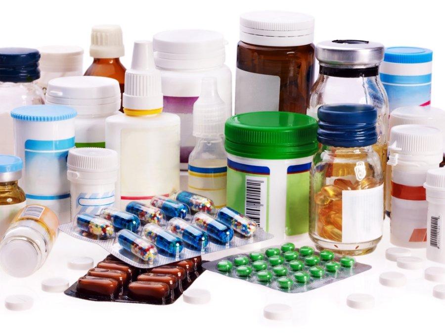 Лекарственные препараты в разных формах выпуска