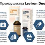 Leviron Duo – революционный биопрепарат на страже здоровья печени