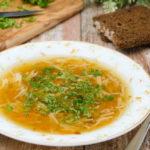 Вермишелевый суп