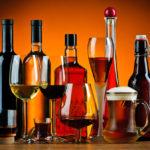 Алкоголь запрещён при изжоге