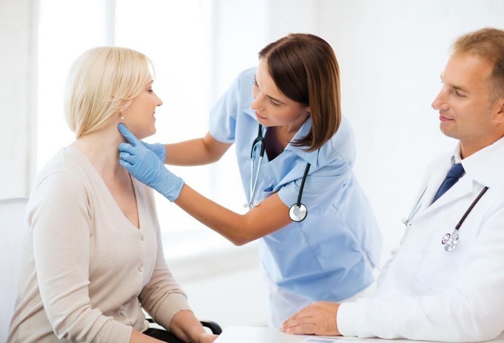 Физикальное обследование у терапевта